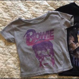 Baby/Toddler David Bowie T-Shirt